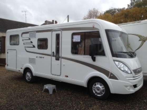 camping car hymer exsis i 644 claye souilly caravanes camping car camping car claye. Black Bedroom Furniture Sets. Home Design Ideas