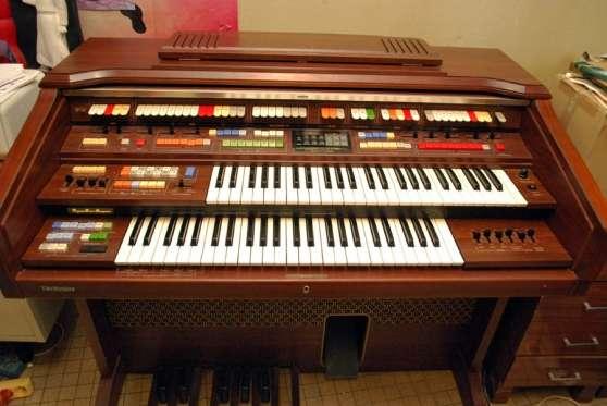 Orgue Double Clavier Technics SX-U90