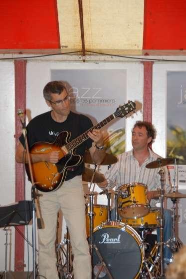 Annonce occasion, vente ou achat 'Guitariste cherche bassiste jazz'