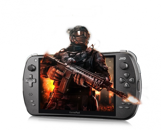 """Tablette Console Android 7"""" HD GamePad"""