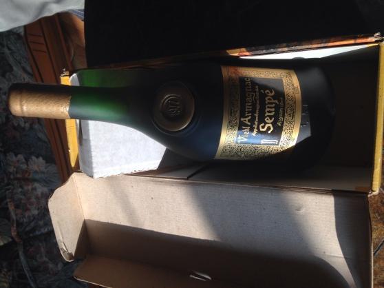 Annonce occasion, vente ou achat 'Bouteille d\'Armagnac'