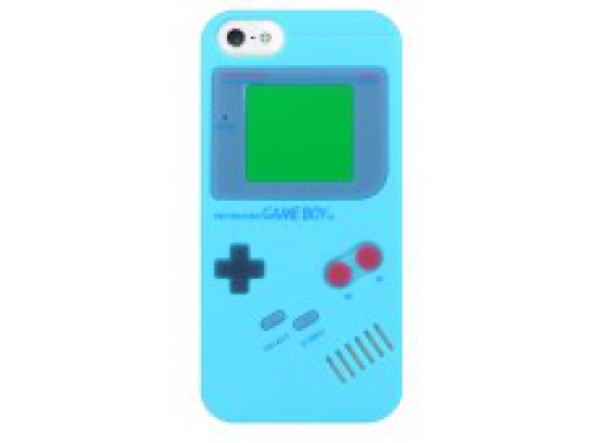 Coque iPhone 5/5S Gameboy Color