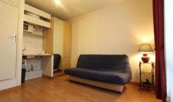 location studio meublé 24m2 à paris XV