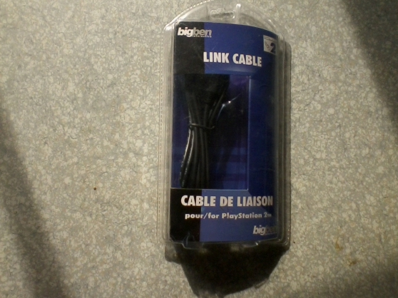 Annonce occasion, vente ou achat 'cable de liaison pour ps2'