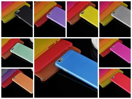 Coque transparente pour IPhone 6 4'7
