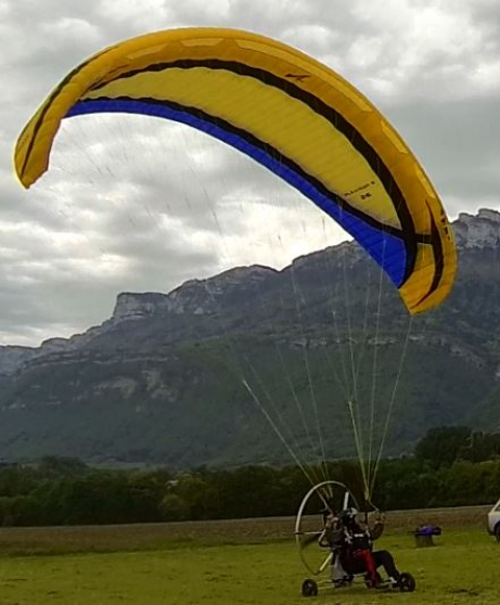 Paramoteur complet Xrace 200 Neuf - Photo 2