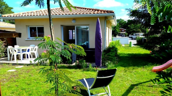 Annonce occasion, vente ou achat 'Villa bord Lac de Cazaux Bassin Arcachon'