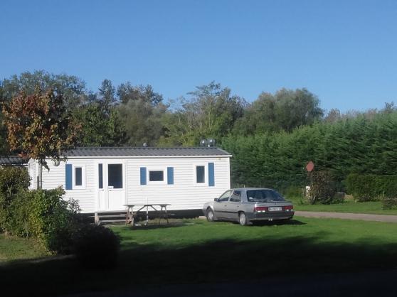 Mobilhome sur Camping 3 étoiles - Photo 2