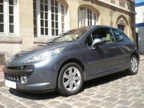 Peugeot 207 1, 6 16V 110cv Pack Sport
