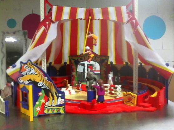 Annonce occasion, vente ou achat 'cirque playmobil'
