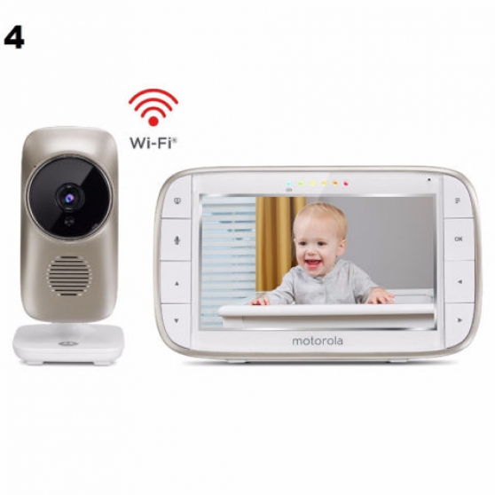 Baby Cam Motorola Mbp845connect 5