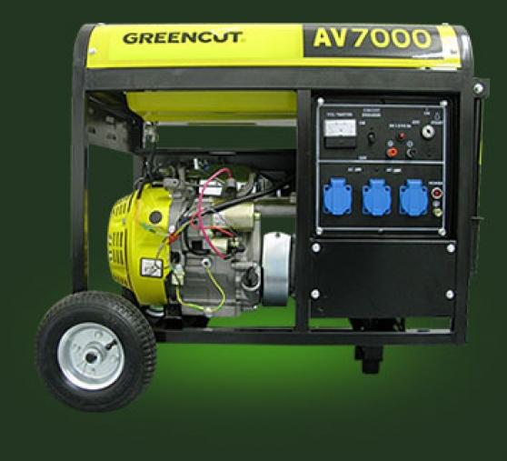 groupe électrogène d'essence av7000 - Annonce gratuite marche.fr