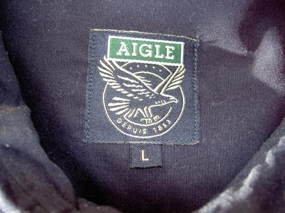 chemise aigle couleur bleu marine... - Annonce gratuite marche.fr