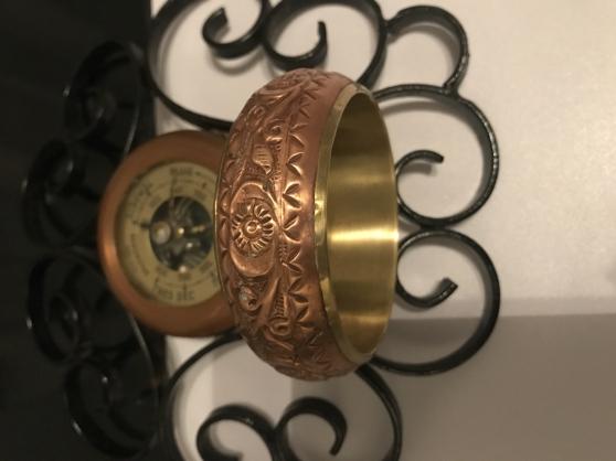 Bracelet en bronze - Photo 2