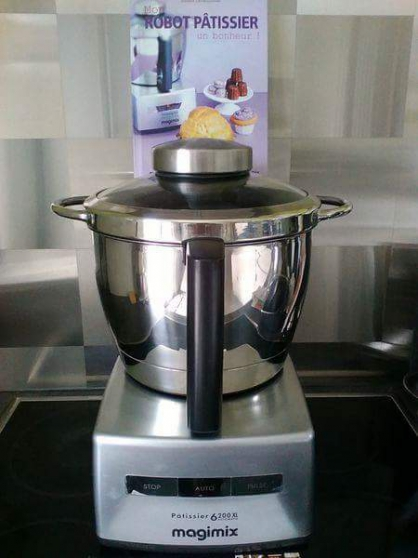 Annonce occasion, vente ou achat 'Magimix Cook Expe'