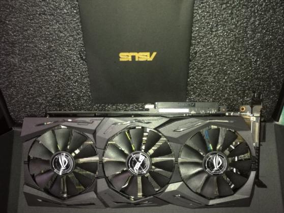 Asus Rog-Strix-GTX 1080 ti-O11G-gaming