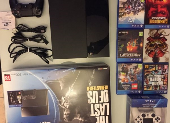 Annonce occasion, vente ou achat 'Playstation 4 PS4'