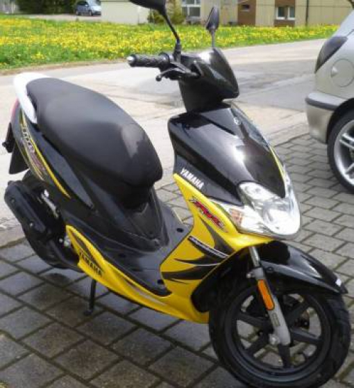 Annonce occasion, vente ou achat 'scooter yamaha jogs 2012'