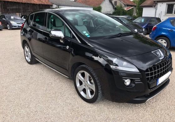 Annonce occasion, vente ou achat 'Peugeot 3008 1.6 hdi 112 cv roland garro'
