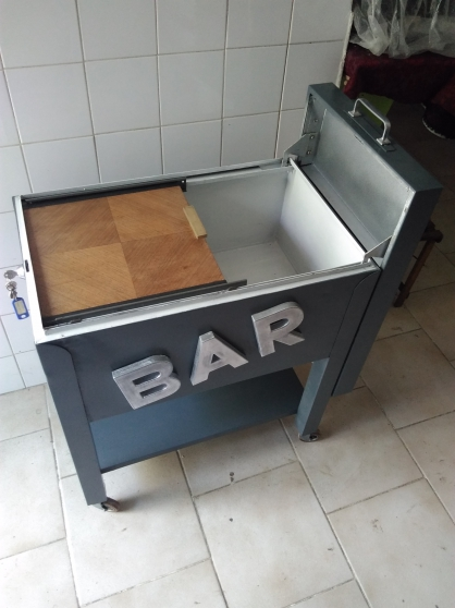 Bar industrielle vintage - Photo 2