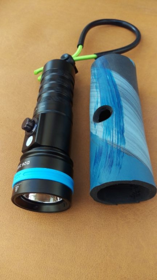Xtar D26 Auto lampe torche