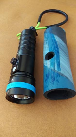 Annonce occasion, vente ou achat 'Xtar D26 Auto lampe torche'