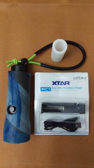 Xtar D26 Auto lampe torche - Photo 2