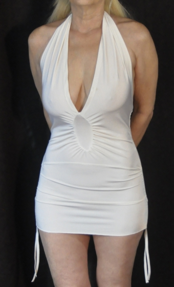 Annonce occasion, vente ou achat 'Sexy robe blanche'