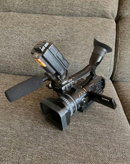 Annonce occasion, vente ou achat 'Camescope SONY HVR-V1E + Matériel'