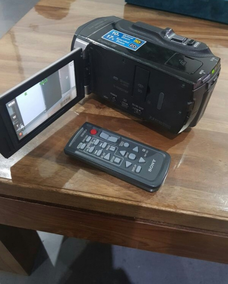 Annonce occasion, vente ou achat 'Camescope Sony HDR-TD10'