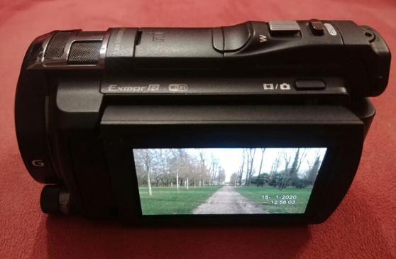 Annonce occasion, vente ou achat 'Camescope Sony Handycam HDR-PJ810'