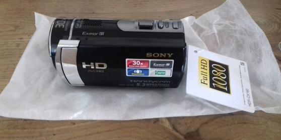 Annonce occasion, vente ou achat 'Caméscope Handycam'