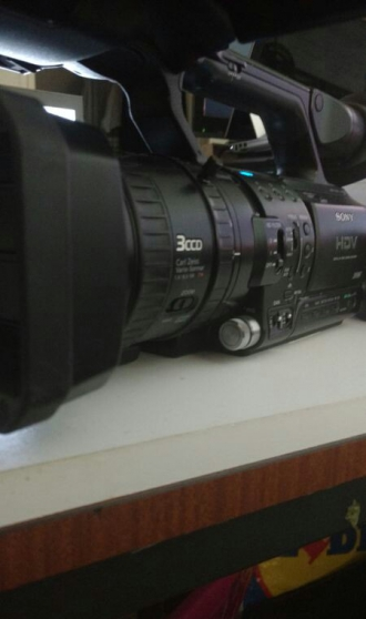Annonce occasion, vente ou achat 'Camescope SONY HVR-Z1E comme neuve'