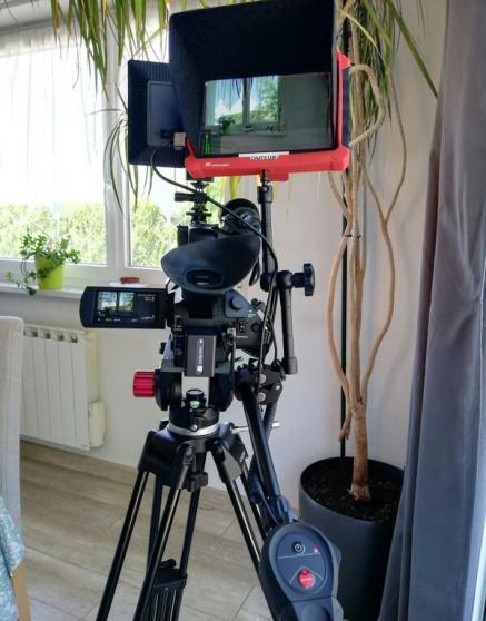 Annonce occasion, vente ou achat 'Kit complet tournage Vidéo Professionnel'