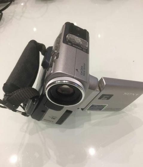 Annonce occasion, vente ou achat 'Caméscope mini DV SONY'