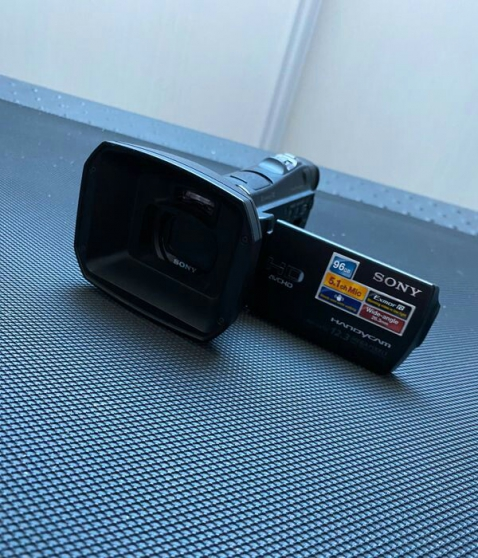 Annonce occasion, vente ou achat 'Camescope HandyCam Sony HDR-CX700'