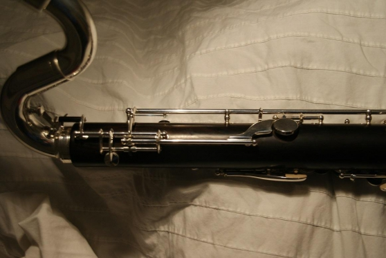 clarinette basse Buffet Crampon de type
