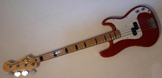Annonce occasion, vente ou achat 'Fender Precision Bass USA'