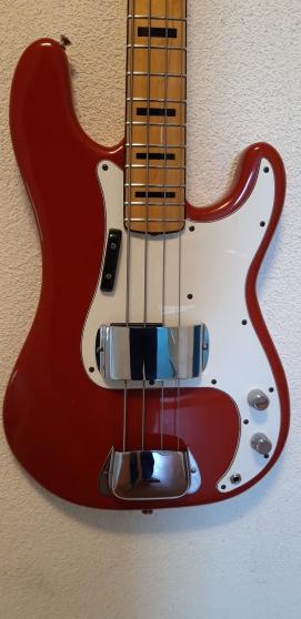 Fender Precision Bass USA - Photo 2