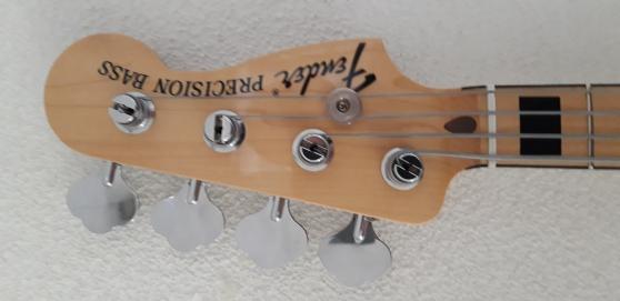 Fender Precision Bass USA - Photo 3