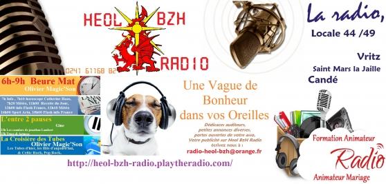 Annonce occasion, vente ou achat 'Radio Heol BzH recherche animateur(trice'