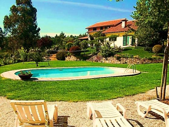 villa avec piscine - nord du portugal - Annonce gratuite marche.fr