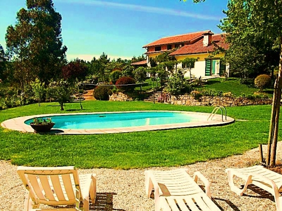 villa avec piscine - nord du portugal - Annonce gratuite marche.fr