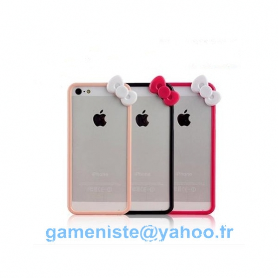 Cadre Hello Kitty pour iPhone 4/4S/5/5S
