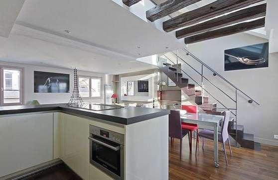 Appartement 2 pièces / 90m² sur Paris