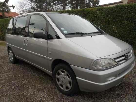Peugeot 806 2l HDI 110 cv ST Pack