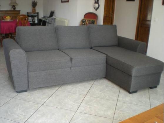 canape convertible tres bon tat le puy en velay meubles d coration canap lit le puy en. Black Bedroom Furniture Sets. Home Design Ideas