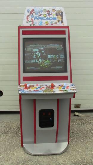 Annonce occasion, vente ou achat 'arcade multijeux'