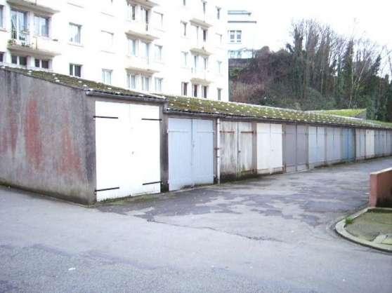 Garage à louer ou à vendre