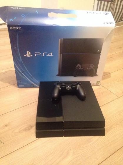 Sony PlayStation 4 (Latest Model)- 500GB